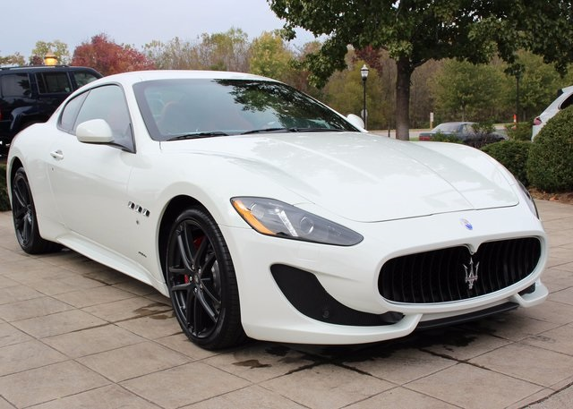 Beautiful Pre Owned 2017 Maserati GranTurismo Sport